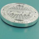 Muntstukken van de Vereniging van de Herinnering van het Metaal van de douane de Zilveren (xd-0201)