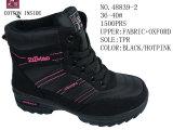 No 48839 ботинки зимы женщин с ботинками штока хлопка