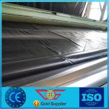 HDPE Geomembrane de la materia prima de la anchura de los 6m para el uso del terraplén