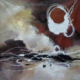 Pintura al óleo abstracta - nuevo diseño (DSC02547)