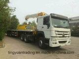 40 toneladas de Sinotruk de carro del alimentador con alta eficacia del trabajo