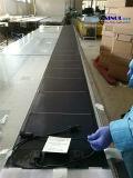 Laminados solares flexibles de la membrana de la película fina de 144 vatios