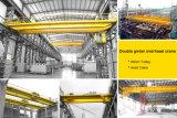 5t Qd de Dubbele LuchtKraan van de Balk met de Elektrische Opheffende Machines van het Hijstoestel