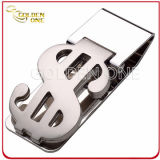 Clip d'argent d'acier inoxydable de qualité supérieur avec le jeton