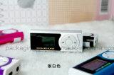 2 jogador de MP3 da tela da polegada TFT Digitas