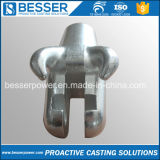 TS16949 Investment Casting Castings en alliage métallique en acier inoxydable
