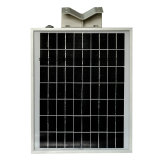 Modèle neuf tout de l'approvisionnement 8W 18W 20W 25W 30W 50W 80W d'usine dans une lampe extérieure de panneau solaire d'éclairage d'énergie solaire de détecteurs de mouvement de réverbère de DEL avec du ce RoHS