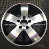 합금 바퀴 변죽 다이아몬드 절단 수선 CNC 수평한 선반 기계 Awr28hpc