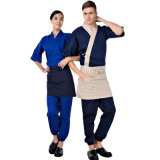 Couleurs Modern Best Selling Restaurant Japanese Style Chef Uniform