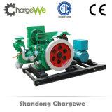 中国のブランドと承認される100kw天燃ガスの発電機セットのセリウムISO