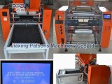 Hemmed Edgeの自動Pre-Stretching Oscillating Rewinding Machine