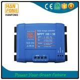 Het ZonneControlemechanisme van de Last MPPT, ZonneLader, de Regelgever 12V/24V/48VDC van het Comité van de Batterij