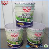 Água colorida - poliuretano baseado /Paint de revestimento impermeável
