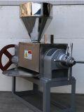 Máquina amarela com folhas brilhante da imprensa de petróleo do chifre/único tipo expulsor do petróleo