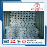 Materasso della gomma piuma di laminazione di prezzi poco costosi della mobilia della camera da letto singolo