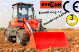CE Approve front End Loader Er10 with Rops&Fops Cabin