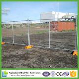 2100mmx2400mm temporäre Zaun-Panels für Schutz und Sicherheit an Ihrer Baustelle hergestellt in China