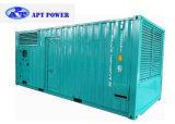 gerador 800kVA Diesel instalado dentro do recipiente de 20FT