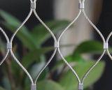 Engranzamento da corda da virola do aço inoxidável para o animal