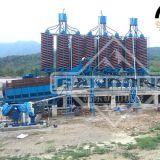Philippinischer Hämatit-Erz-Projekt-Produktionszweig
