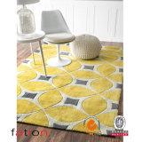 現代デザインシャギーなカーペット快適な領域敷物