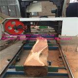 De Chinese Draagbare Horizontale Machine van de Lintzaag met Sterk Praktisch aspect