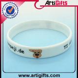 Wristband del silicone impresso modo variopinto