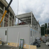 Портативная светлая стальная модульная дом для различной цели