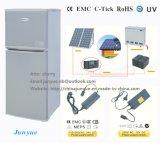 Refrigerador solar do carro da C.C. 12V 24V de Bcd-210L