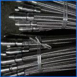 Conducto galvanizado conexión del metal flexible del bramido del borde de 3 China