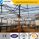 2つの床容易なアセンブリ鉄骨構造車のショールームの価格