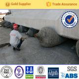 Saco hinchable durable de goma móvil de Cassion del surtidor del oro de China