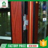 Haupteingangs-Aluminiumfalte-Tür-Auslegung