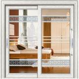 نمو تصميم [سليد دوور] مع زجاج مزدوجة لأنّ يعيش غرفة