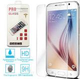Protezione della protezione dello schermo di vetro Tempered per la galassia S6 di Samsung