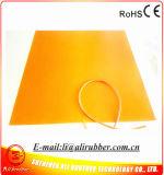 Base Heated para o calefator 700*700*1.5mm da borracha de silicone da impressora 3D