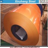 Строительный материал 0.14mm-1.5mm PPGI гальванизировал стальную катушку