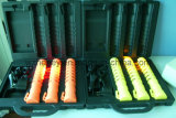 LEDのバトンの道の火炎信号キット(HNL509)
