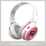 Écouteur sans fil bas lourd de Bluetooth d'écouteur de son de musique de sport