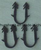 Material plástico do prego do grampo do aquecimento de assoalho de China