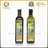Bouteille d'huile d'olive verte de 500 ml (535)