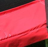 حمراء ييقفز سرير ([ترمبولين]) مع 4 ساق وأمان إحاطة
