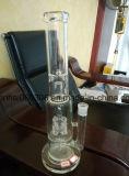 Freies Pyrex Glas-Ochsenfrosch-Wasser-Rohrrohr
