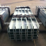 Colonna galvanizzata dell'acciaio per costruzioni edili H