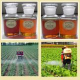 Изготовления лецитина Жидкост-Сои лецитина сои ранга пестицида прозрачные/фабрика