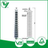 Media Tensión 27 kV 5 kA 10 kA de óxido de metal de silicona contra sobretensiones