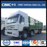 モザンビークのためのSinotruk HOWO 6*4 336HPの貨物トラック