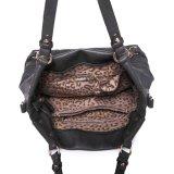 Borse del progettista del sacchetto di Tote di modo del sacchetto di mano del cuoio genuino delle signore