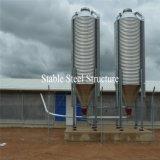 Casa Breeding de acero prefabricada para el cultivo del pollo