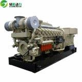큰 힘 열려있는 유형 디젤 엔진 발전기 세트